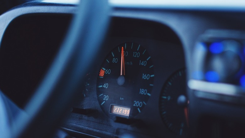 ГИБДД одобрила увеличение скоростного лимита на платных магистралях