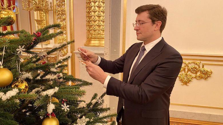 Никитин пообещал исполнить желания трех нижегородских детей