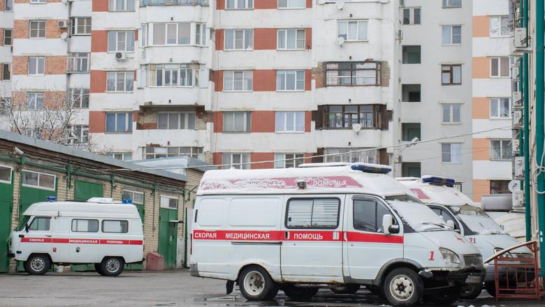 ВНижегородской области водитель «скорой» носил ссобой наркотики для продажи
