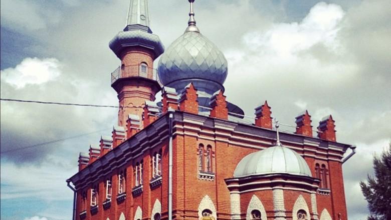 Мечети Нижегородской области закрыты накарантин