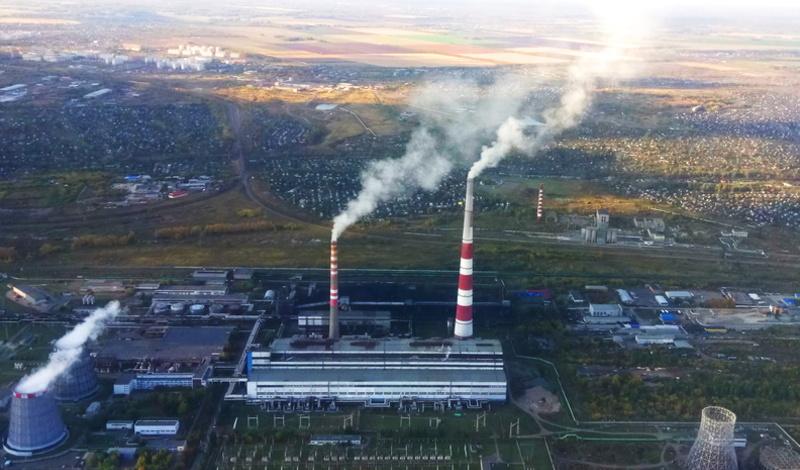 ВДзержинске опять произошел выброс фенола