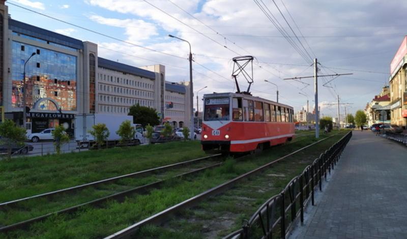 Московские б/у трамваи начали возить нижегородцев