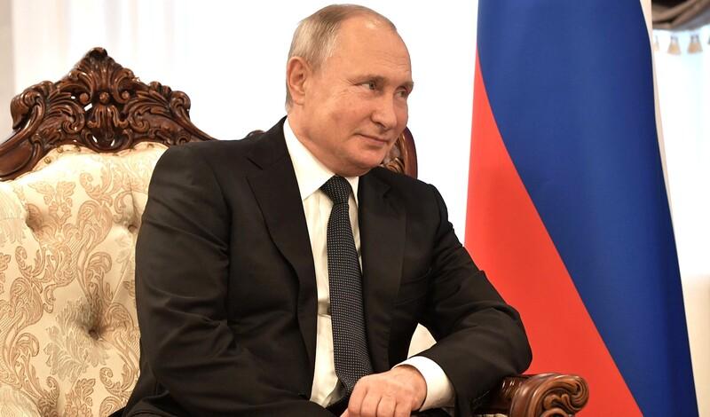 Житель Новосибирска выставил напродажу автограф Путина за1млн рублей