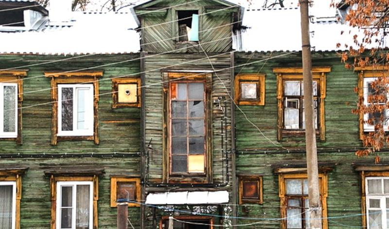 ВНижнем Новгороде планируют снести больше 130 домов